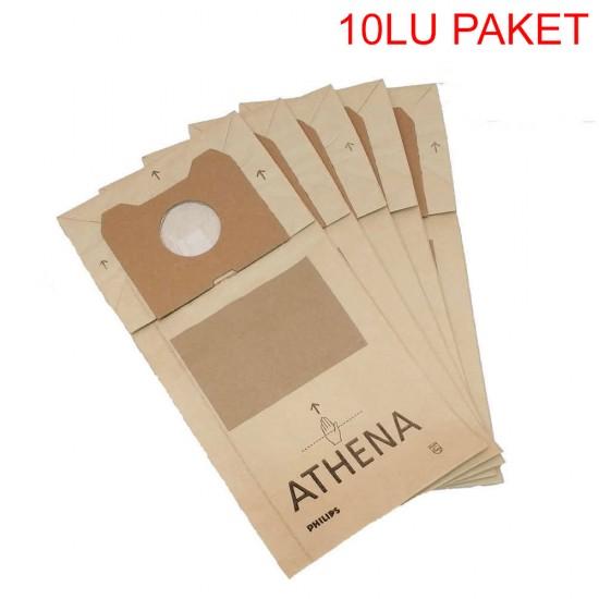 Philips Athena, Thriatlon Toz Torbası